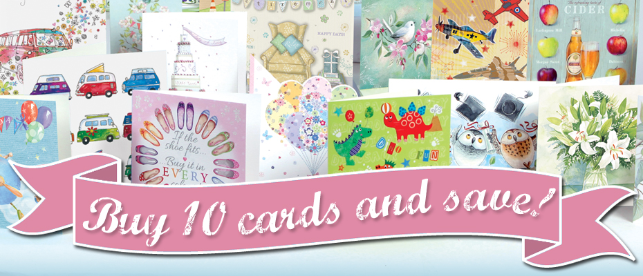 buy 10 cards and save