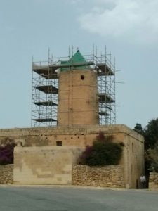 gozo-ta-kola-windmill-under-repair