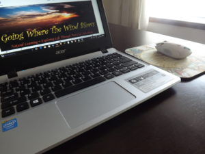 I love my little, lightweight laptop! Browse for similar Acer Aspire E11's on Amazon