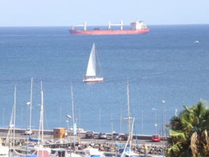 Living the dream! Yacht, Las Palmas, Gran Canaria
