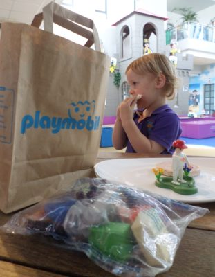 Surprise Birthday Gifts at PlayMobil Factory Malta