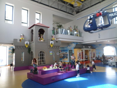 PlayMobil Fun Park Malta toddler area