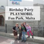 birthday party playmobil fun park malta