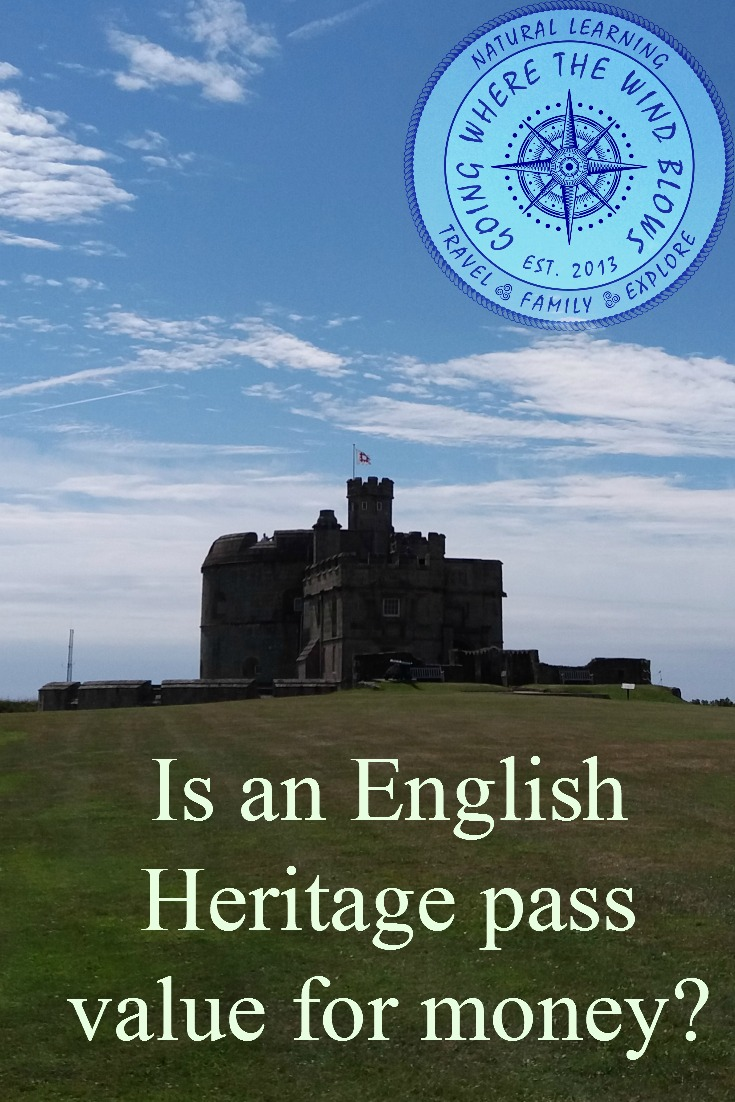 English Heritage annual pass value for money