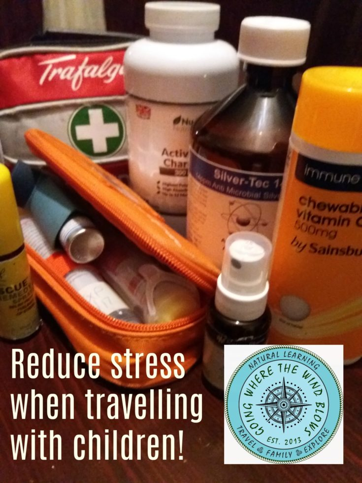 How To Reduce Stress When Travelling With Children