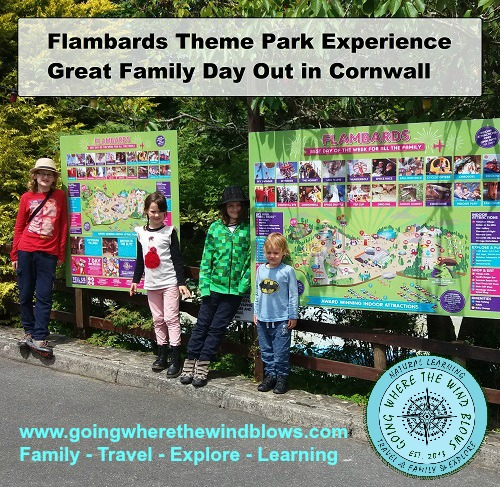 Flambards Theme Park is a Great Family Fun Day Out in Cornwall