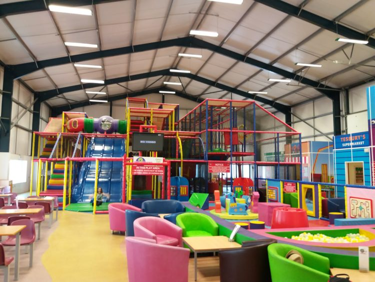 one 2 eleven soft play near flambards