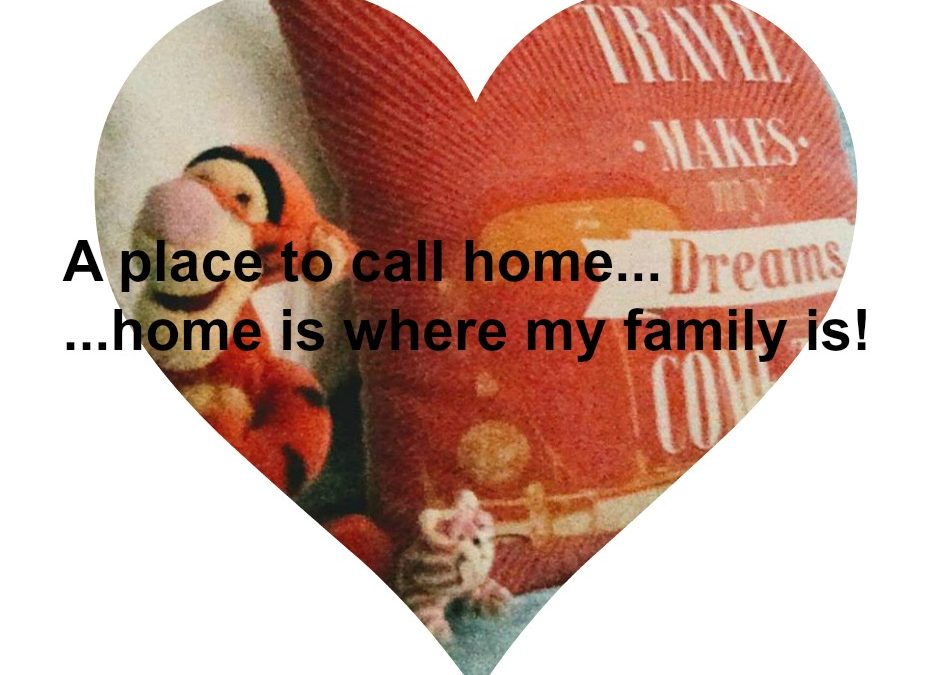 No Fixed Abode! A Place To Call Home? Where Do We Come From?